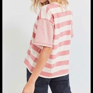 Urban Outfitters Stripped Tee